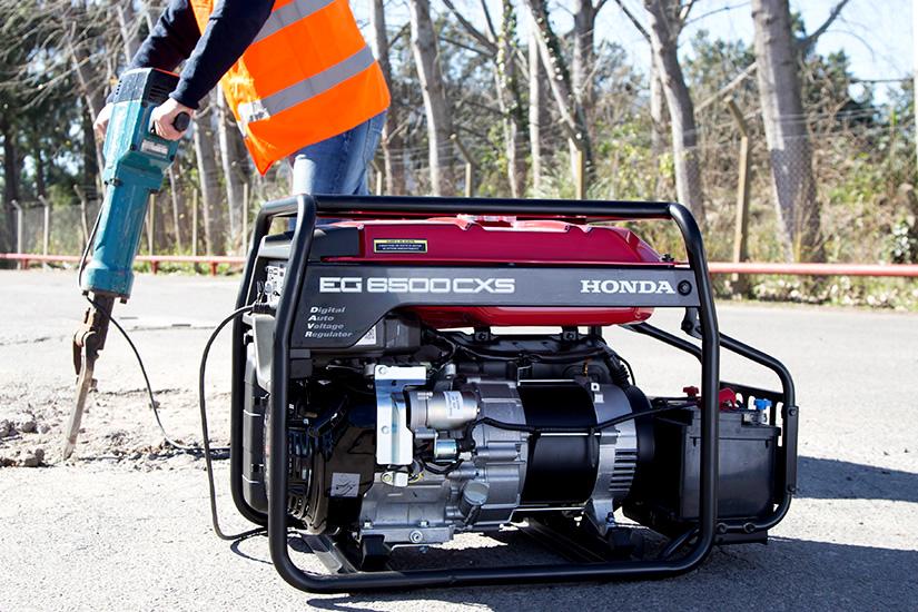Honda Generators Long-Lasting Quality
