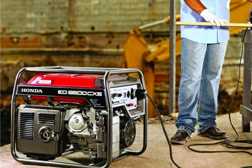 Honda Generators Trusted Performance