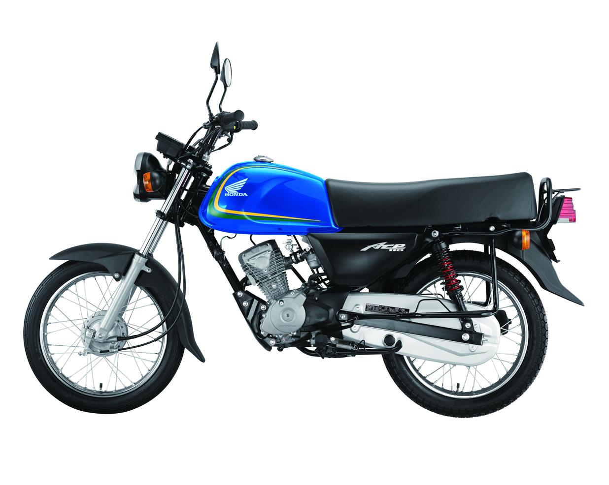 ACE 110 | Honda Motorcycles