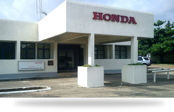 About honda power products nigeria